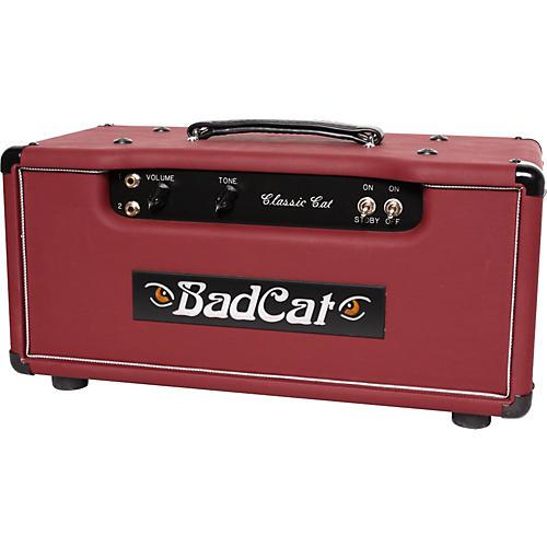 Bad Cat Classic Cat 20W Tube Guitar Amp Head-thumbnail