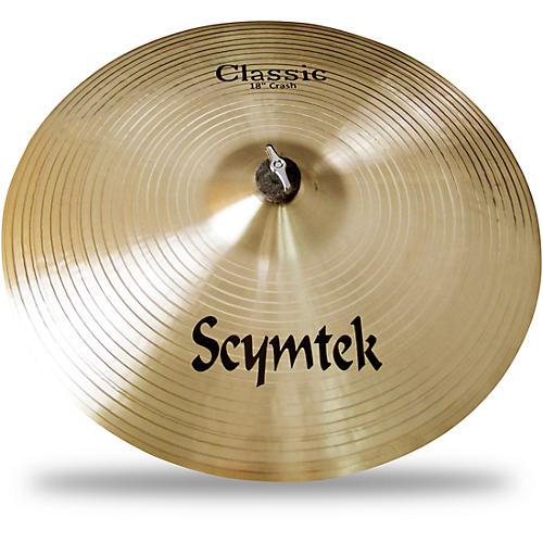 Scymtek Cymbals Classic Crash Cymbal-thumbnail