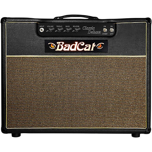 Bad Cat Classic Deluxe 20W 1x12 Guitar Tube Combo Amp
