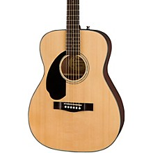 Fender Classic Design Series CC-60S Concert Left-Handed Acoustic Guitar