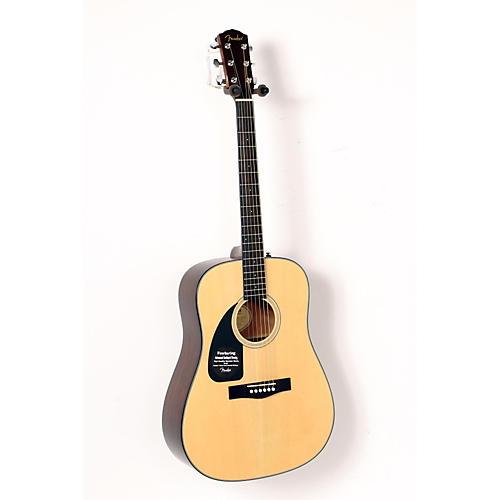 Fender Classic Design Series CD-100 Dreadnought Left-Handed Acoustic Guitar-thumbnail