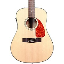 Fender Classic Design Series CD-160SCE Cutaway Dreadnought 12-String Acoustic-Electric Guitar