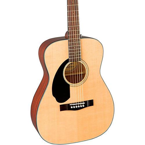 Fender Classic Design Series CD-60S Dreadnought Left-Handed Acoustic Guitar-thumbnail