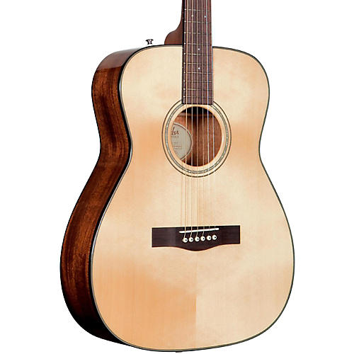 Fender Classic Design Series CF-140S Folk Acoustic Guitar-thumbnail