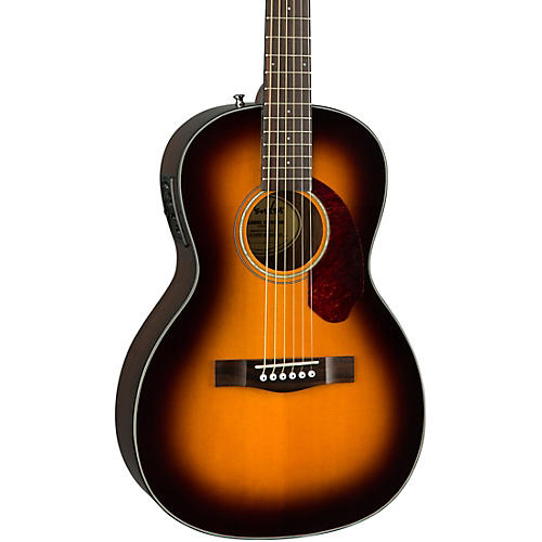 Fender Classic Design Series CP-140SE Parlor Acoustic-Electric Guitar-thumbnail