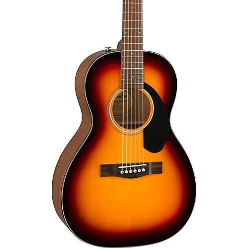 Fender Classic Design Series CP-60S Parlor Acoustic Guitar-thumbnail