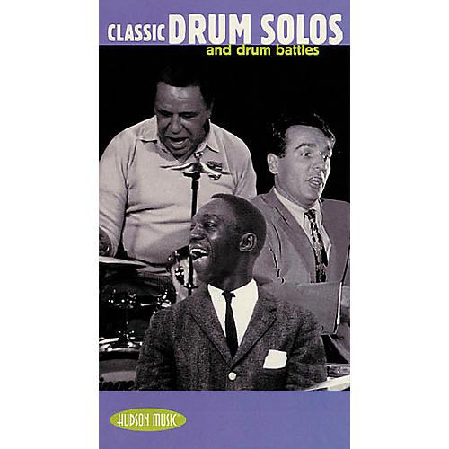 Hudson Music Classic Drum Solos and Drum Battles