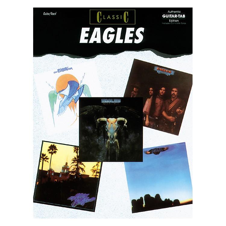AlfredClassic Eagles Guitar Tab Book
