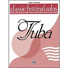 Alfred Classic Festival Solos (Tuba) Volume 1 Solo Book