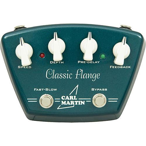 Carl Martin Classic Flange Guitar Effects Pedal