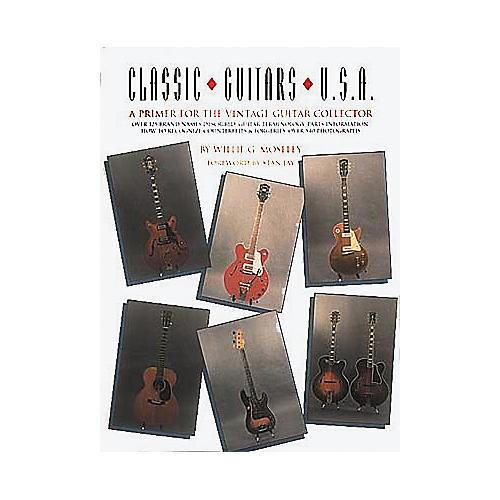 Hal Leonard Classic Guitars USA Book-thumbnail