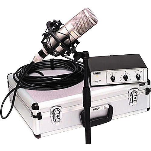 Rode Microphones Classic II Microphone with Flight Case-thumbnail