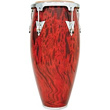 LP Classic II Series Conga with Chrome Hardware 11.75 in. Lava Red