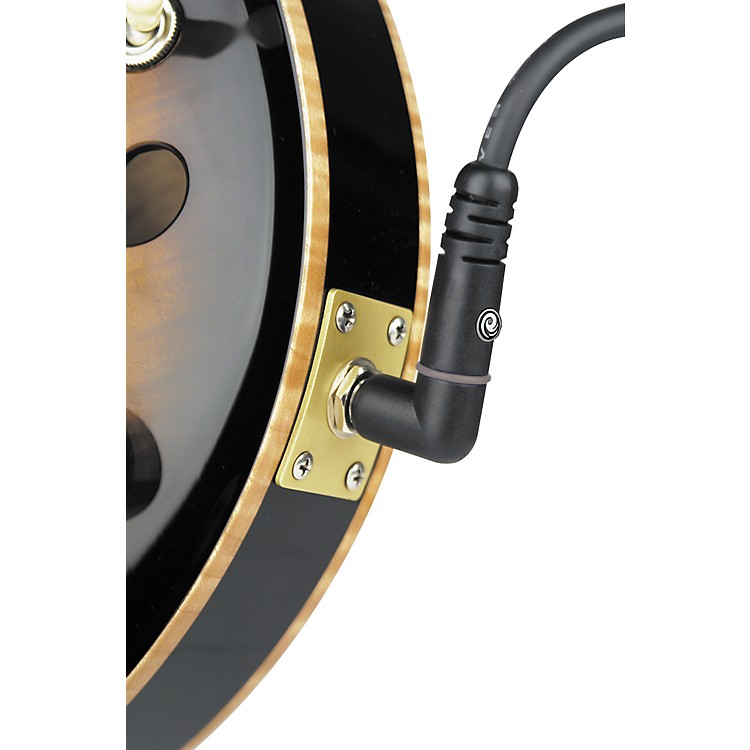 D'Addario Planet Waves Classic Instrument Cable Straight-Angle  20 Foot