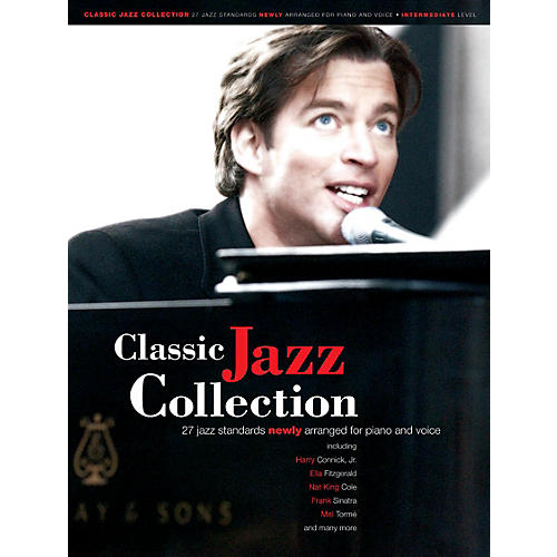 Music Sales Classic Jazz Collection Music Sales America Series Softcover-thumbnail