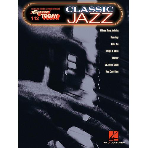 Hal Leonard Classic Jazz E-Z Play Today #142