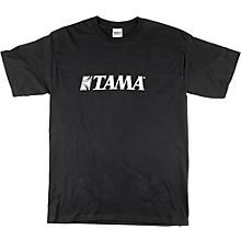 Tama Classic Logo T-Shirt Black Large