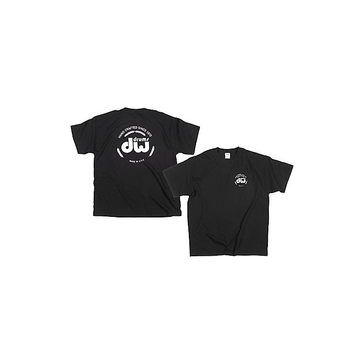 DW Classic Logo T-Shirt Black Medium