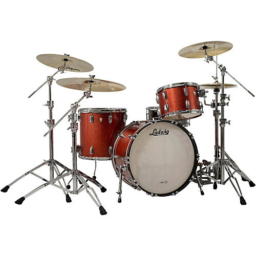 Ludwig Classic Maple 3-Piece Shell Pack