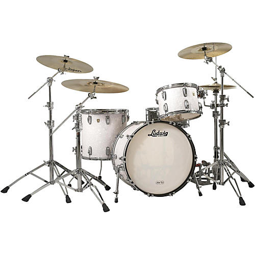 Ludwig Classic Maple 3-Piece Shell Pack with 22