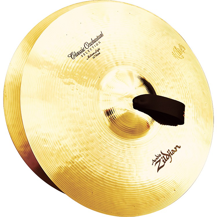Zildjian Classic Orchestral Crash Cymbal Pair
