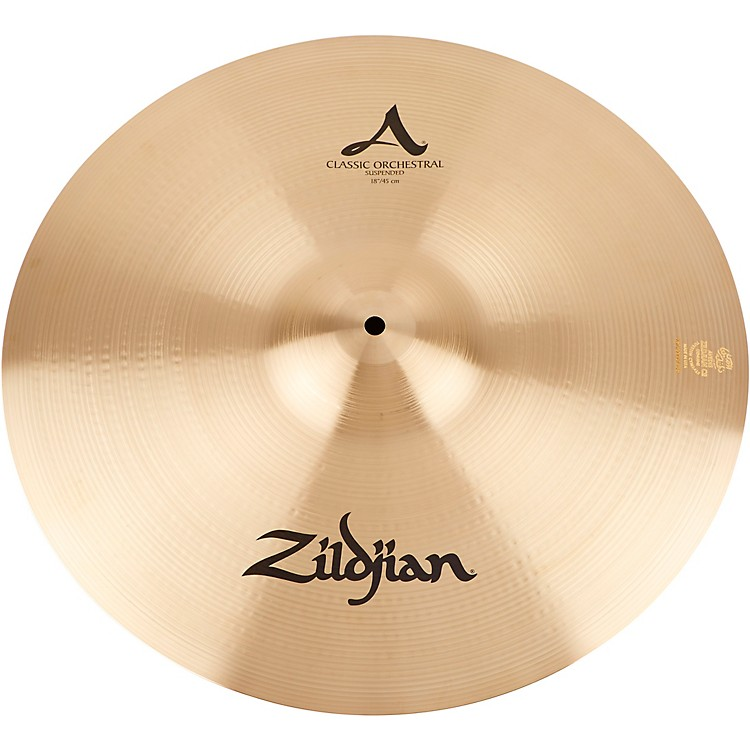 ZildjianClassic Orchestral Selection Suspended Cymbal18 Inch
