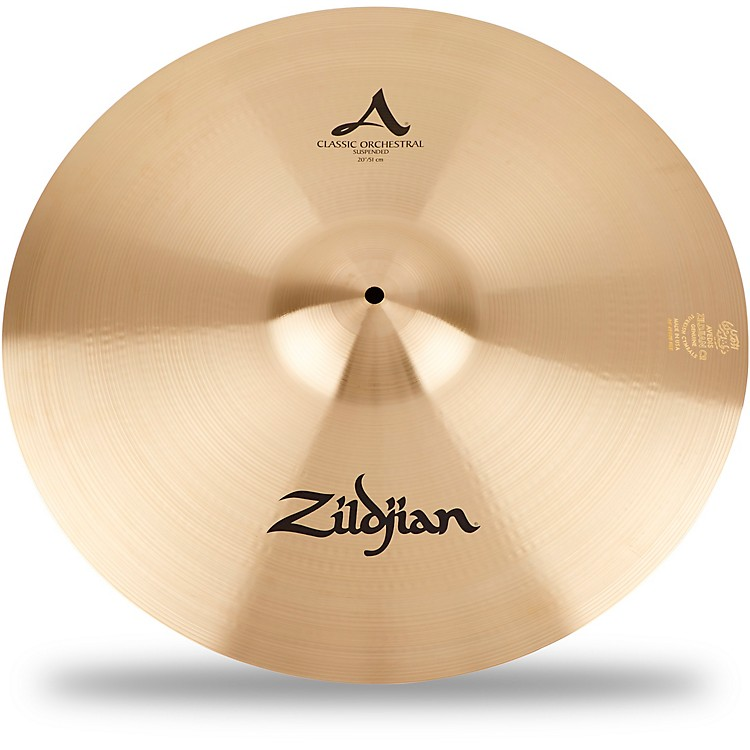 Zildjian Classic Orchestral Selection Suspended Cymbal  20 Inch