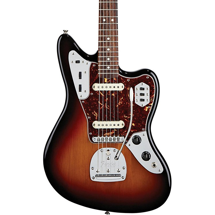 Fender Classic Player Jaguar Special Electric Guitar 3-Color Sunburst