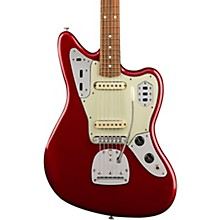Fender Classic Player Jaguar Special with Pau Ferro Fingerboard Candy Apple Red