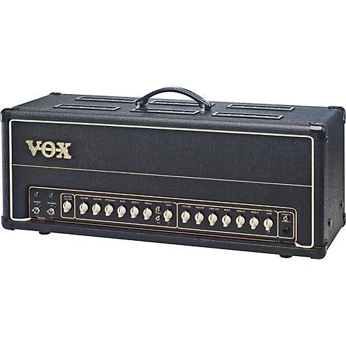Vox Classic Plus Series AC100CPH 100W Tube Guitar Amp Head
