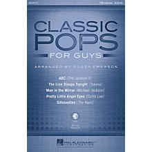 Hal Leonard Classic Pops for Guys (Collection) ShowTrax CD Arranged by Roger Emerson