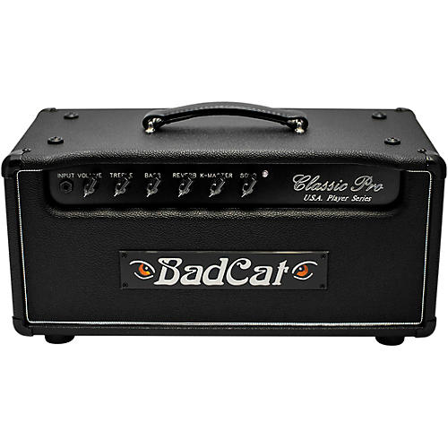 Bad Cat Classic Pro 20R USA Player Series 20W Guitar Amp Head-thumbnail