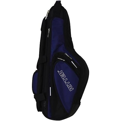 Ritter Classic RCB700-9-AS/BUM Alto Saxophone Gig Bag Black/Ultra Marine