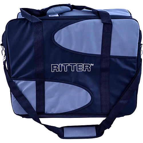 Ritter Classic RCB700-9-FH/BST French Horn Gig Bag Black/Steel Grey