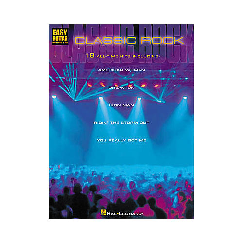 Hal Leonard Classic Rock Book-thumbnail