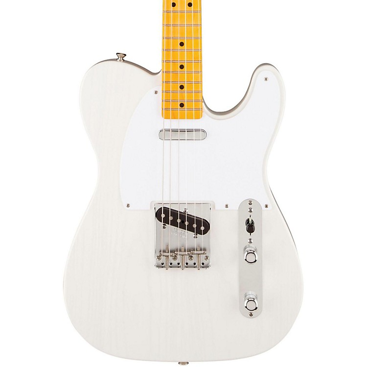 Fender Classic Series '50s Telecaster Lacquer White Blonde