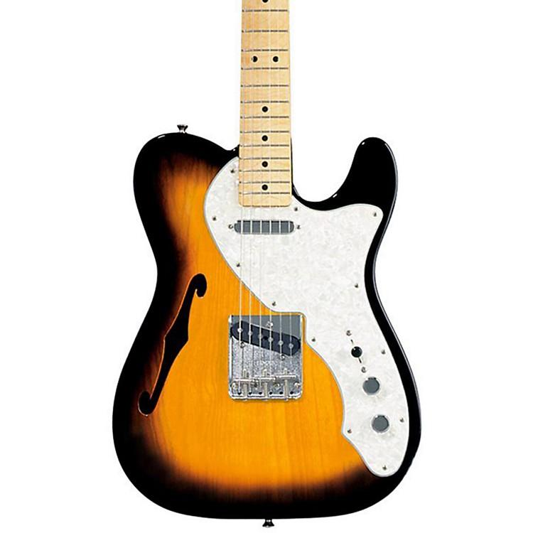 FenderClassic Series '69 Telecaster Thinline Electric Guitar2-Color Sunburst