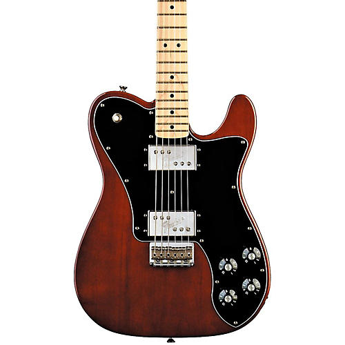 Fender Classic Series '72 Telecaster Deluxe Electric Guitar Walnut