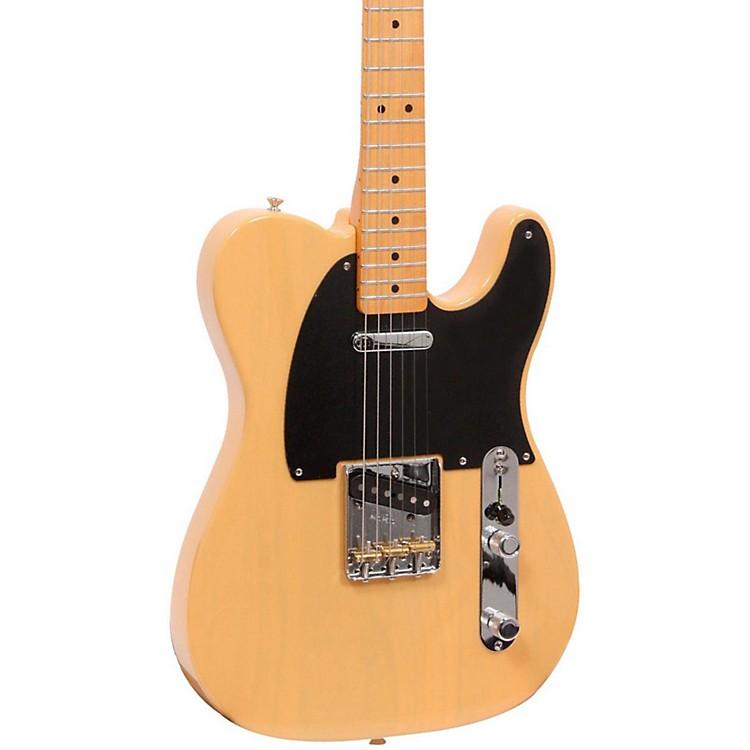 FenderClassic Series Classic Player Baja Telecaster Electric Guitar2 Color SunburstMaple Fingerboard
