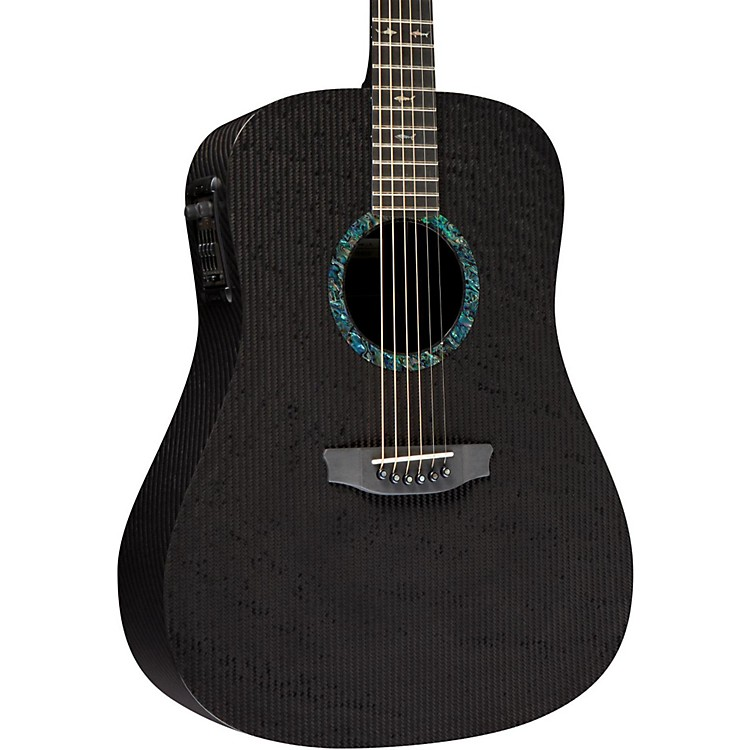 Rainsong Classic Series DR1000N2 Acoustic-Electric Guitar Black