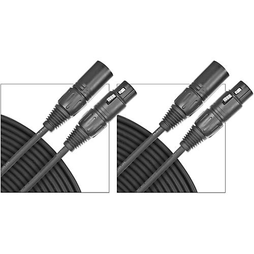D'Addario Planet Waves Classic Series Microphone Cable (Lo-Z) 2-Pack-thumbnail