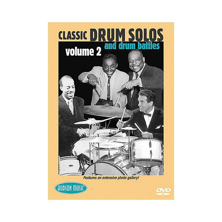 Hudson MusicClassic Solos Drum (DVD)