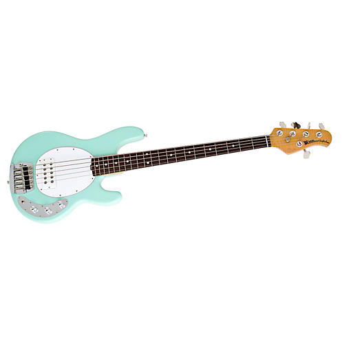 Ernie Ball Music Man Classic Stingray 5 Electric Bass Guitar-thumbnail