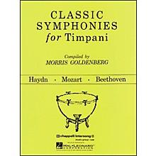 Hal Leonard Classic Symphonies for Timpani