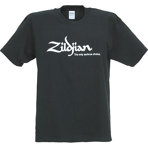 Zildjian Classic T-Shirt Black Extra Large