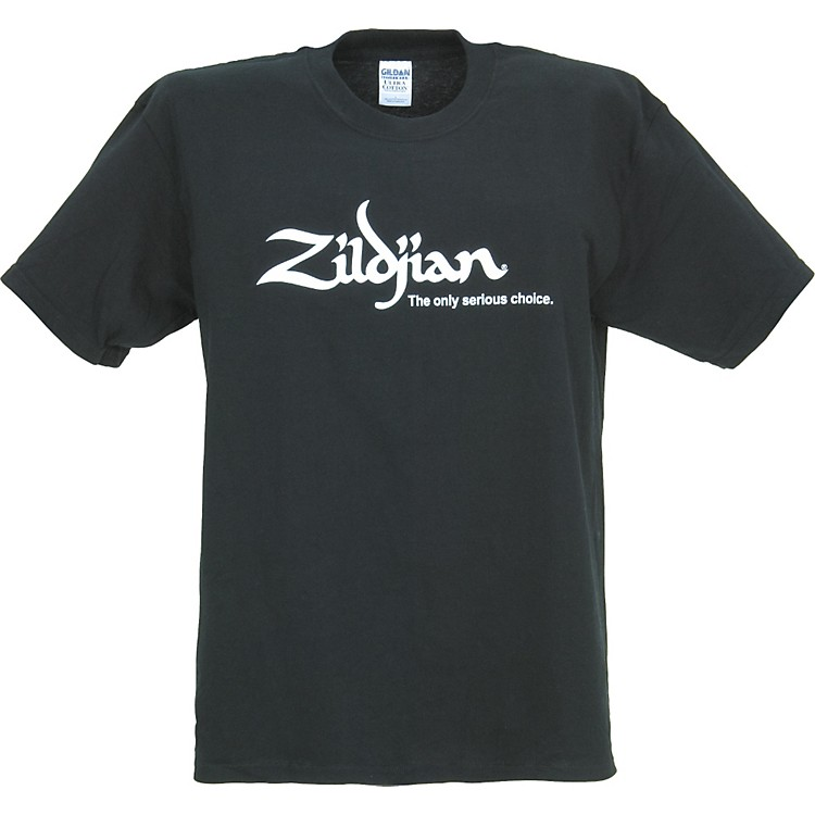 ZildjianClassic T-ShirtBlackExtra Large