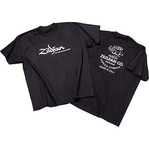 Zildjian Classic T-Shirt Black