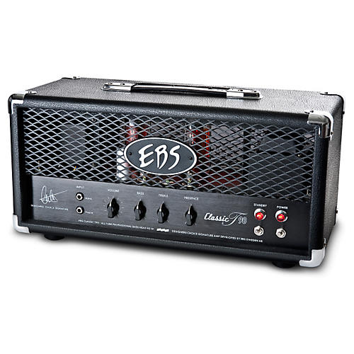 EBS Classic T90 90W Tube Bass Amp Head