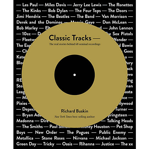 Sample Magic Classic Tracks (The Real Stories Behind 68 Seminal Recordings) Book Series Softcover by Richard Buskin-thumbnail