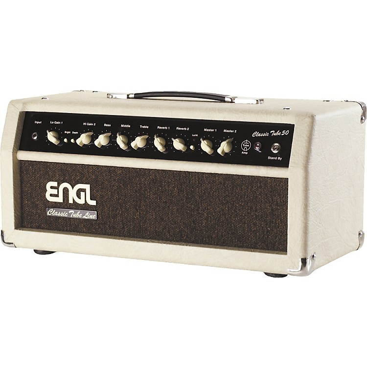 EnglClassic Tube 50 50W Guitar Amp Head